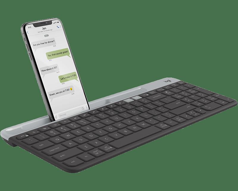 Logitech K580 – Multi-device Wireless Keyboard for the Multitasking warrior