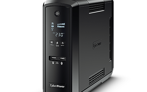 CyberPower CP1500EPFCLCD – More than just power