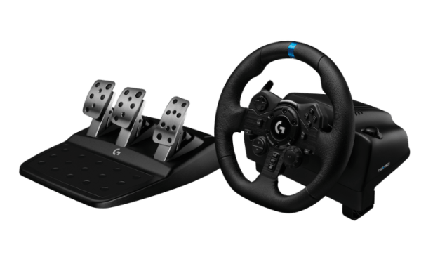 Logitech G923 TRUEFORCE Sim Racing Wheel – Price dropped!