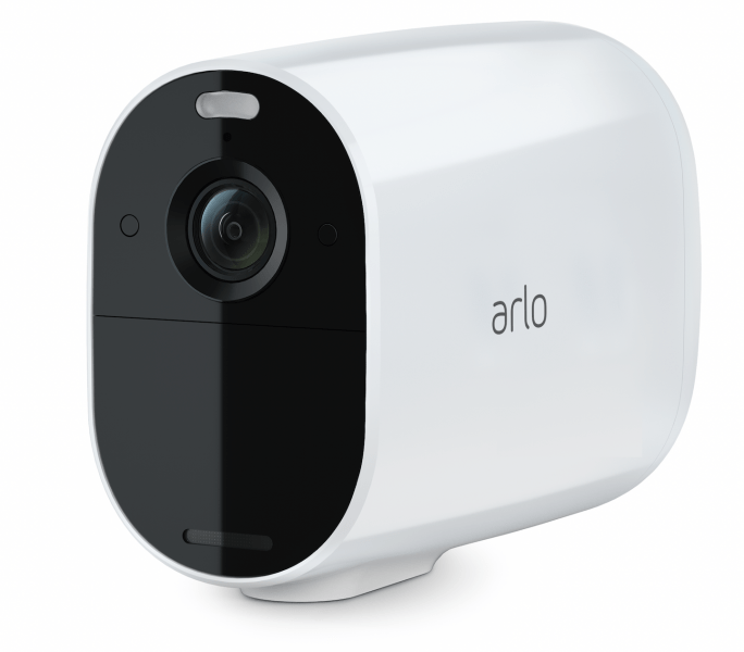 Arlo Essential XL Spotlight Camera, now featuring up to 12 months of battery life