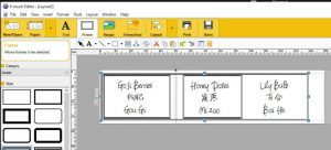 P-Touch Editor Express