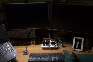 ScreenBar Lighting area