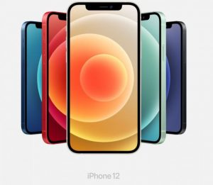 iPhone 12: A colour for every outfit!
