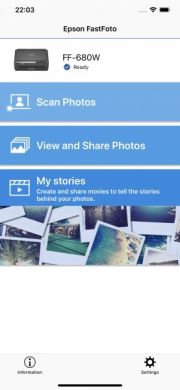 FastFoto app