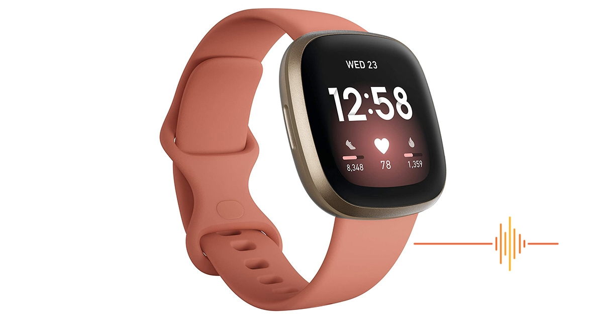 Fitbit Versa 3 – First roadtest in the midst of a COVID lockdown