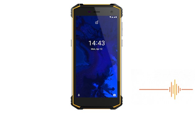 Aspera R9 – Tough as Nails 4G Smartphone