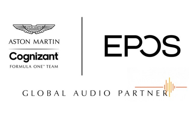 EPOS teams up with Aston Martin Cognizant Formula One Team as Global Audio Partner
