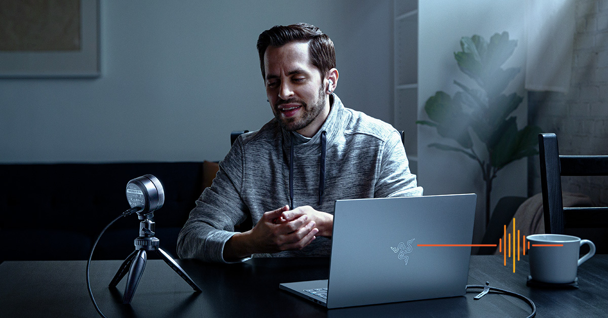 Razer Kiyo Pro, high performance webcam in all conditions