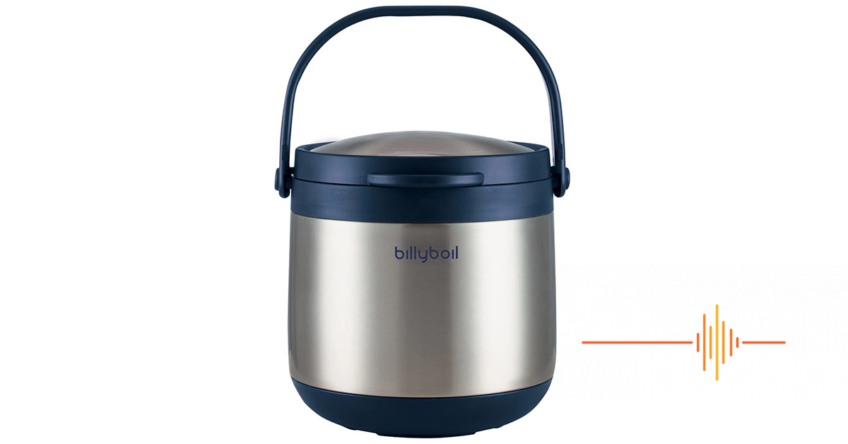 Aussie Ingenuity: Billyboil Thermal Cooker 4.5L Delivers More Than Energy Savings