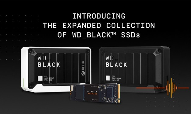 WD_BLACK gaming portfolio amps up with three new SSD solutions