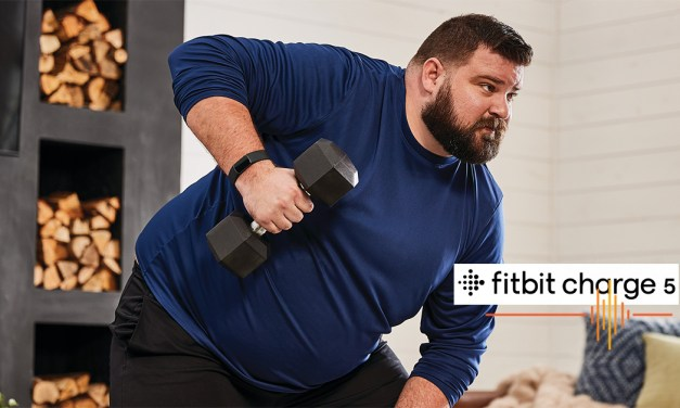 Fitbit Charge 5 – Power Up your Health
