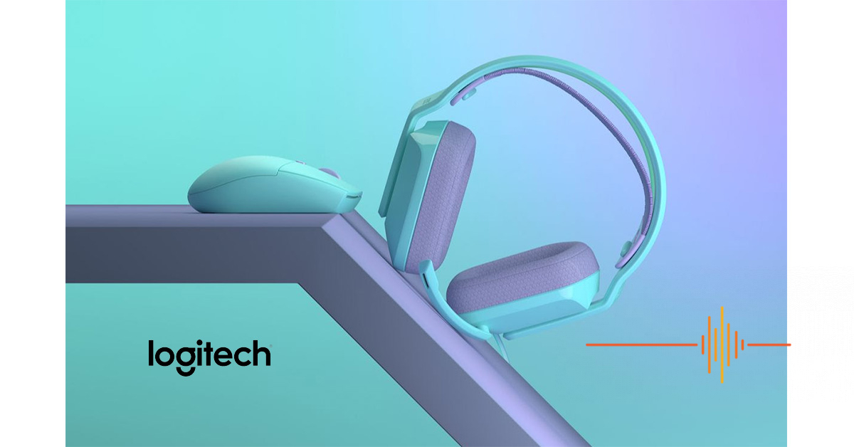 A minty fresh look at the Logitech Colour Collection