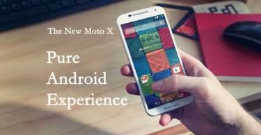 The New Moto X