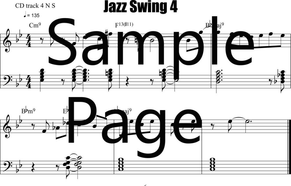 Lesson 4 PDF/MP3/MIDI/MP4video file ADG030-04