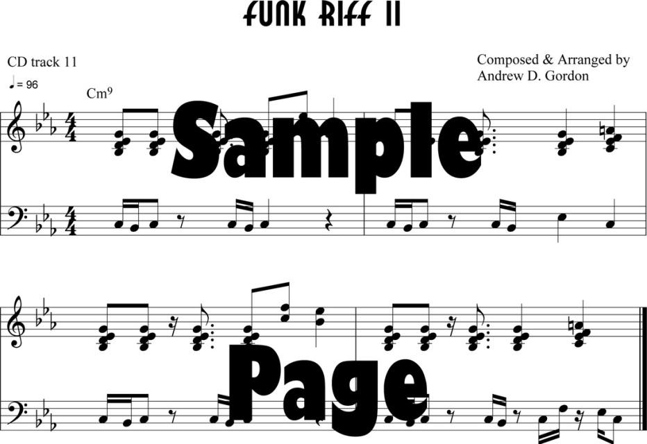 Lesson 11 PDF/MP3/MIDI/MP4video file ADG0130-11