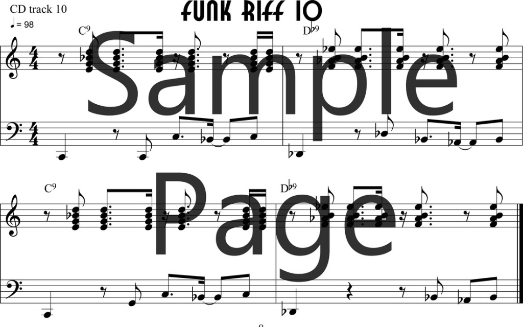 Lesson 10 PDF/MP3/MIDI/MP4video file ADG0130-10