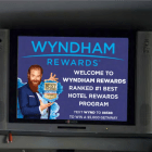 """McCarran International Airport Outfits Shuttle Buses with """"Infotainment"""" Marketing Capabilities"""