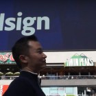 In digital signage, content relinquishes crown to data