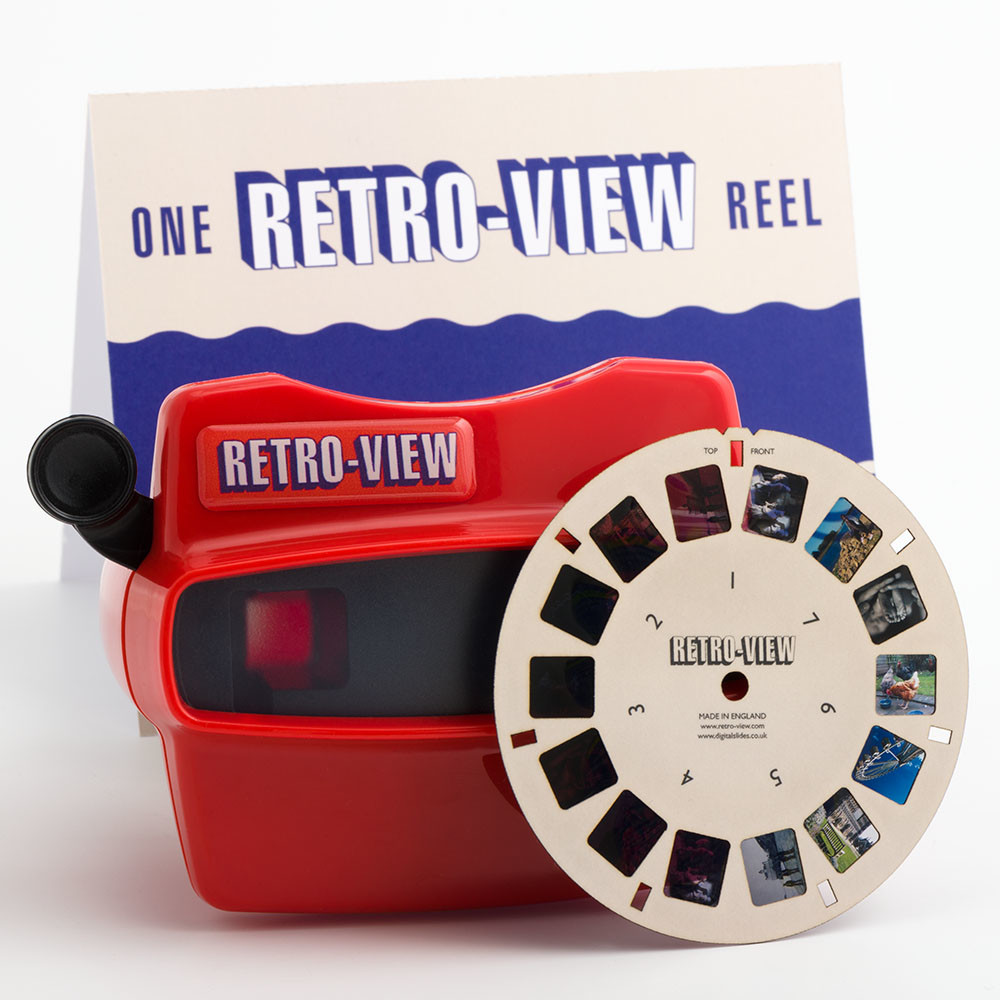 Retro-View viewer