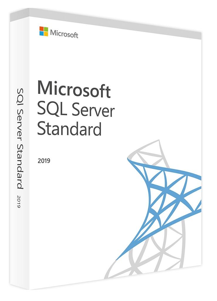 Microsoft SQL Server 2019 Standard – 24 Cores