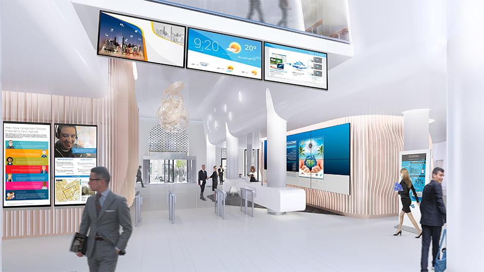 Digital Signage The Digital Solution