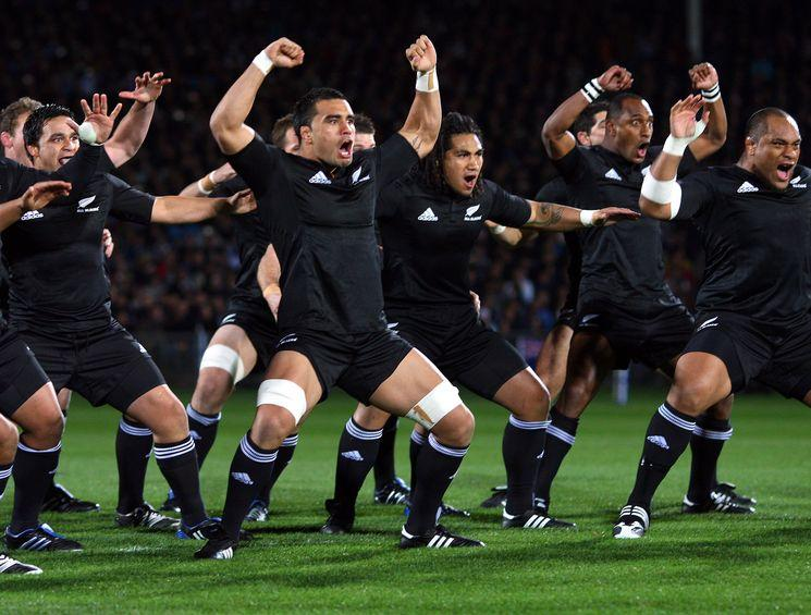 Plus de haka pour les All Blacks   Digital Sport