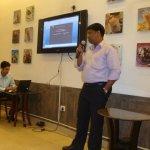 Speaker at Kolkata Bloggers Meet