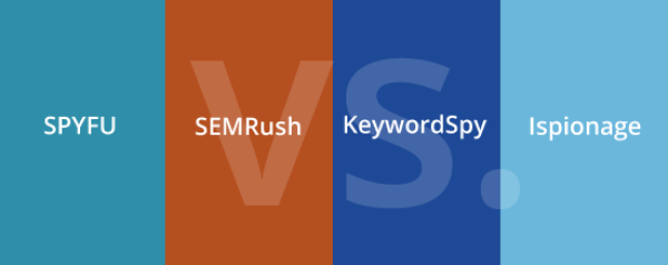 spyfu vs. semrush vs. keywordspy vs. ispionage