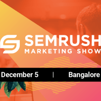 SEMRush digital marketing conference