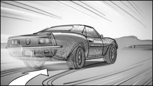 Dude, Draw My Car – Max Forward – Digital Storyboards