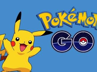 Pokemon Go Pikachu