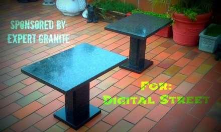 Digital Street Gets Sponsored By The Expert In Granite!