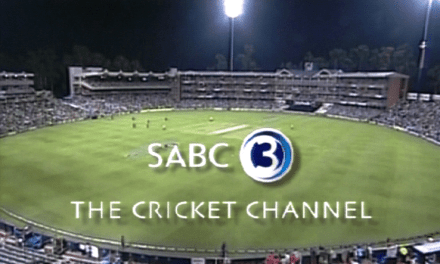 SABC 3 Cricket Broadcasting – Disappointed!