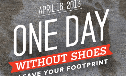 One Day Without Shoes 2013