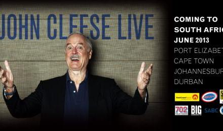John Cleese Live In South Africa