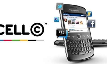 BlackBerry services capped on Cell C
