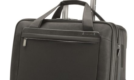 Samonsite taking the business bag to a whole new level