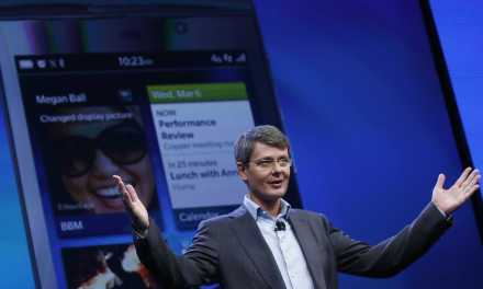BlackBerry confirms buyout agreement