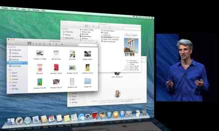 Apple Releases Mac OS X Mavericks For Free – Available Today