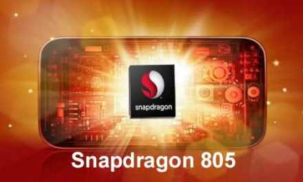 Qualcomm unveils Snapdragon 805 with Ultra HD support