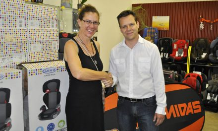 Midas donation to car seats for kids campaign highlights growing child safety issue on South African roads