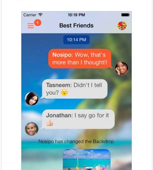 Mxit launches new version for feature phones, iphone and ipad.