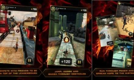 Hunger Games arrive on Android and iOS