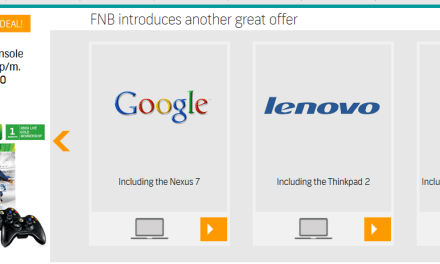 With FNB, You Can Now Buy Many Smart Devices – Ahead Of The Festive Season