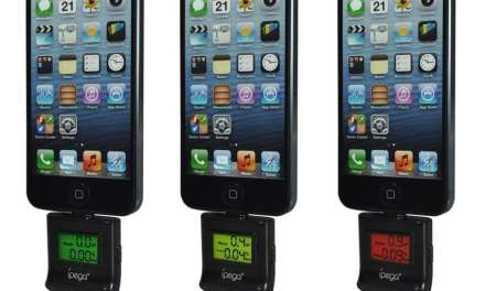 The iPhone 5 Breathalyser (Alcohol Analyser) now available in South Africa