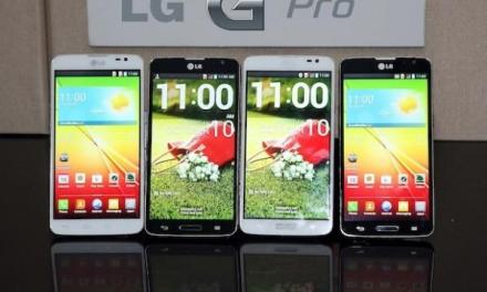 LG smartphones will come preloaded with BlackBerry Messenger