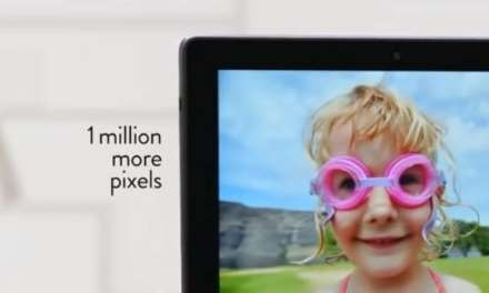 iPad Air mocked in new Kindle Fire HDX 8.9 commercial by Amazon