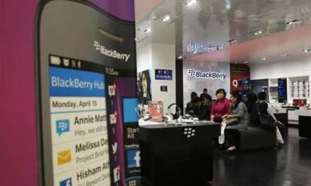 Blackberry and Foxconn clinch deal over unique handset production