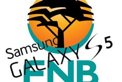 Samsung S5 soon to join the FNB Smart device offering