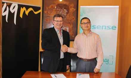 Hisense announces partnership with 49M